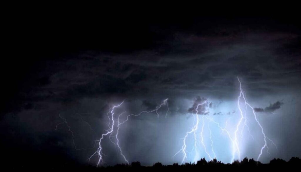 How is estate planning like a storm?