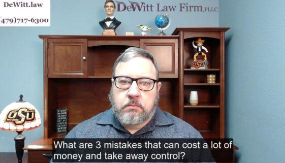 3 Biggest Estate Planning Mistakes