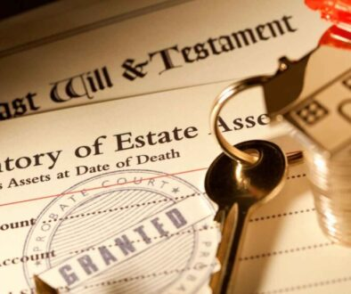 What is the purpose of probate?