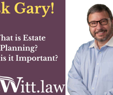 What is Estate Planning? Why is estate planning important?